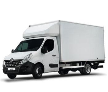 Renault Master Bakwagen Met Laadklep 22m3