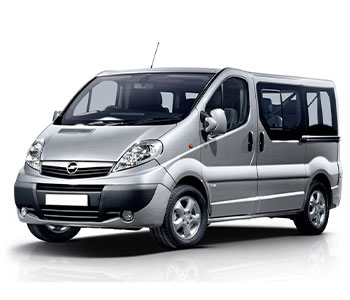 Opel Vivaro 9 Persoonsbus